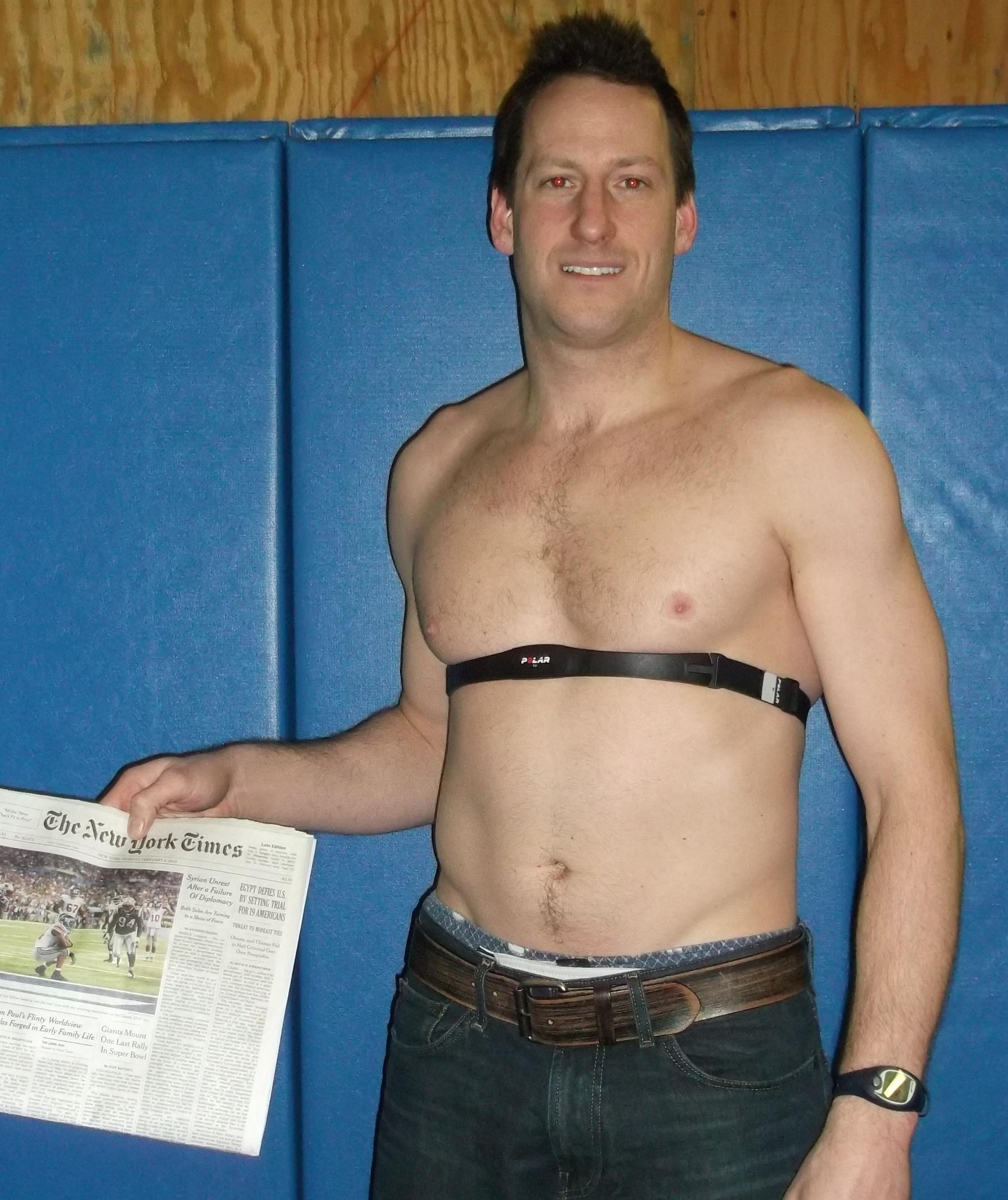 Billy Hofacker's 6 Week Transformation