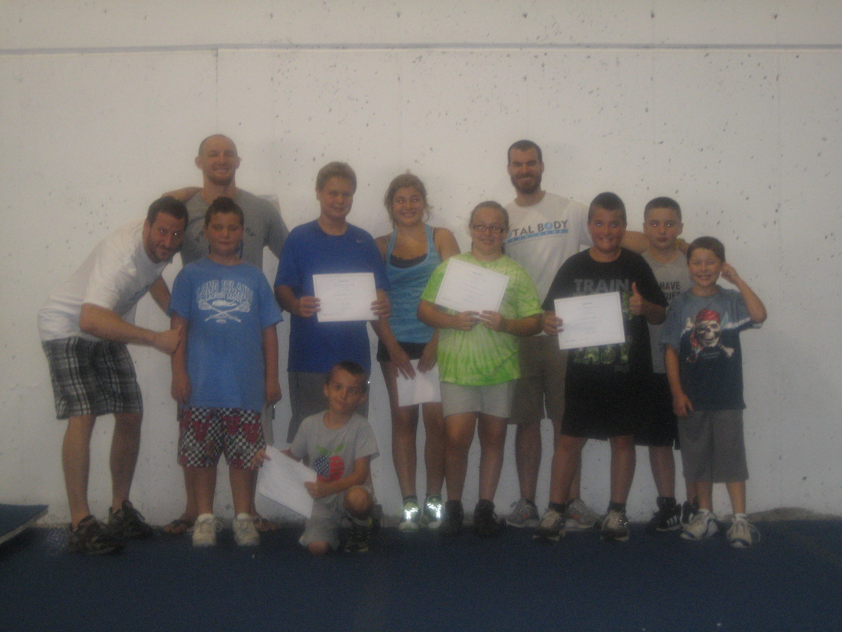Congrats to our A.C.E. Youth Athletics Summer Graduates