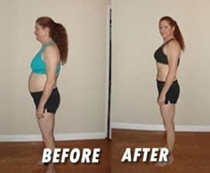 Dr. Victoria – lost 24 pounds and 13% body weight in 30 days. Today Victoria is a size 4!