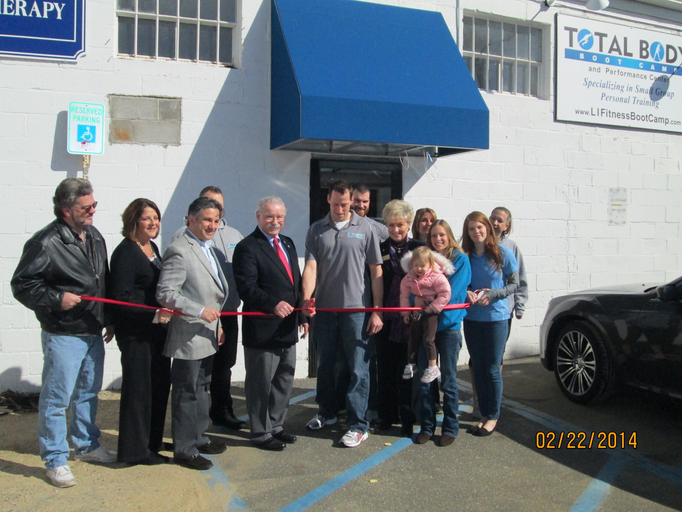 TBBC'S Grand Opening in Babylon Village a HUGE Success!!!