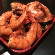 Smokey Shrimp
