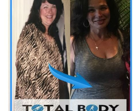 Maria L. Drops 40 lbs and Feeling Special at TBBC